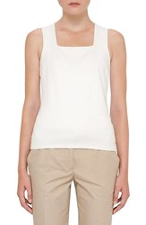 Akris Punto Women's Square Neck Tank