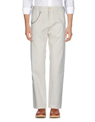 Piero Guidi Casual Pants Ivory