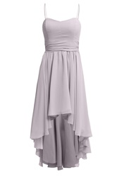 Swing Cocktail Dress Party Dress Hellbraunweiss Light Brown