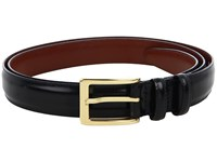 Torino Leather Co. Big And Tall 30Mm Antigua Black Men's Belts