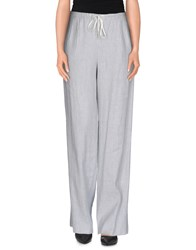 Theory Trousers Casual Trousers Women Blue