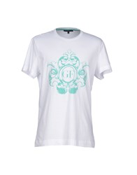 Gianfranco Ferre' Topwear T Shirts Men White