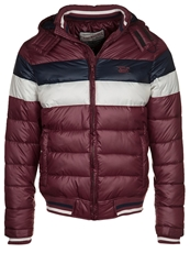 Petrol Industries Winter Jacket Scar Red