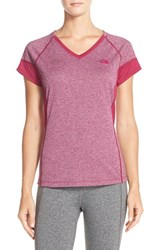 The North Face Women's 'Reactor' V Neck T Shirt