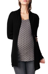 Noppies Women's 'Anne' Rib Knit Maternity Cardigan