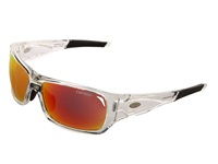 Tifosi Optics Duro Golf Interchangeable Crystal Clear Smoke Red Gt Ec Lens Sport Sunglasses Black