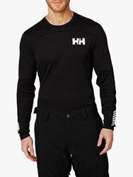 Helly Hansen Lifa Active Crew Base Layer Top Black