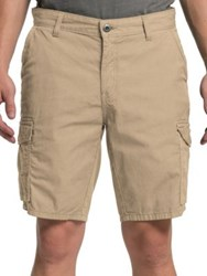Original Paperbacks Newport Cargo Shorts Khaki