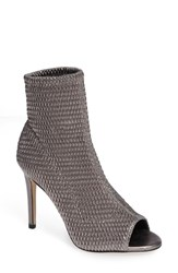 Bcbgmaxazria Bcbg Jane Bootie Gunmetal Faux Leather