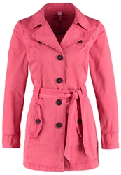 S.Oliver Trenchcoat Purple Pink Red