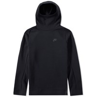 Nike Tech Fleece Pullover Hoody Black