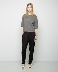 3.1 Phillip Lim Draped Pocket Trouser Black