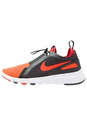 Nike Sportswear Current Slip On Trainers Bright Crimson White Red