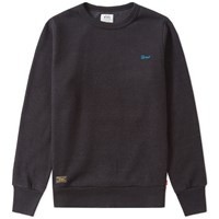 Wtaps Hellweek 01 Crew Sweat Black