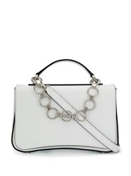 Emilio Pucci White Chance Bag