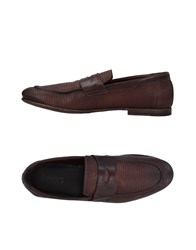 Pawelk's Loafers Dark Brown