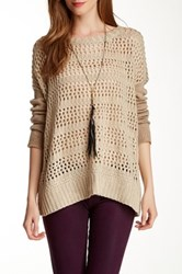 Heartloom Lincoln Sweater Brown