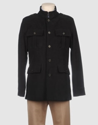 Armand Basi Mid Length Jackets Black