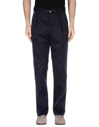 Barbour Casual Pants Dark Blue