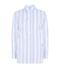 Thierry Colson Striped Pyjama Shirt Multi