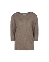 Komodo Sweaters Dark Brown