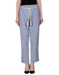 Mes Demoiselles Casual Pants Blue