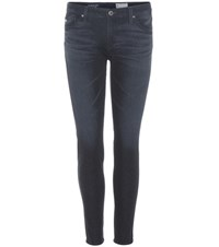 Ag Jeans The Legging Ankle Skinny Blue