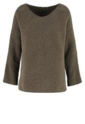 Denham Jeans Jumper Rifle Green Oliv