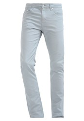 Kiomi Slim Fit Jeans Mint Coloured Denim
