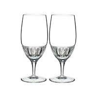 Waterford Marquis Addison Iced Beverage Glasses Set Of 2