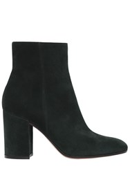 Gianvito Rossi 85Mm Suede Boots