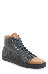 Kenneth Cole Men's New York Good Sport High Top Sneaker
