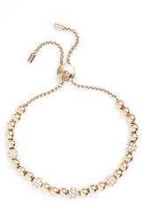 Michael Kors Women's Beaded Bracelet Gold