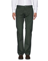 Selected Homme Casual Pants Green