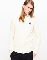 Wood Wood Yale Sweater Cream
