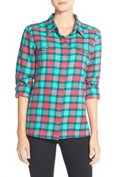 Women's Patagonia 'Fjord' Flannel Shirt