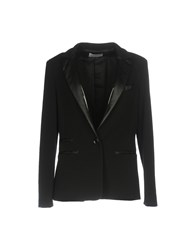 Fairly Suits And Jackets Blazers Black