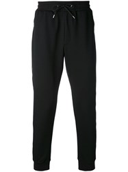 Mcq By Alexander Mcqueen Drawstring Track Pants Men Cotton Polyester Spandex Elastane Viscose M Black
