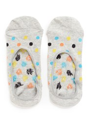Happy Socks Polka Dot Liner Multi Colour