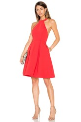 Keepsake City Heat Dress Red