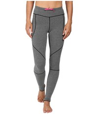 Louis Garneau Stockholm Tights Iron Gray Asphalt Women's Casual Pants
