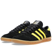 Adidas Hamburg 'Oslo' Black Lemon Peel And Gum