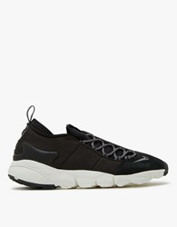 Nike Air Footscape Nm In Black Dark Grey Black Dark Grey