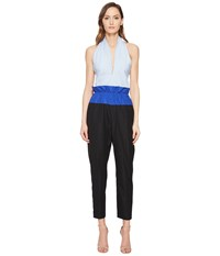 Sportmax Nicia Sleeveless Jumpsuit Light Blue Women's Jumpsuit And Rompers One Piece