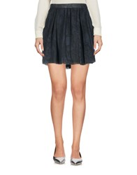 Gat Rimon Mini Skirts Black