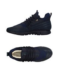 Android Homme Sneakers Dark Blue