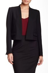 Gerard Darel Open Front Jacket Black