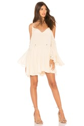 Spell And The Gypsy Collective Florence Mini Dress Cream