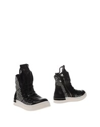 Ca By Cinzia Araia Footwear Ankle Boots Men Black