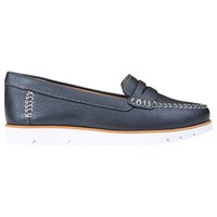 Geox Kookean Loafers Navy